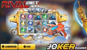 Joker Gaming Judi Slot
