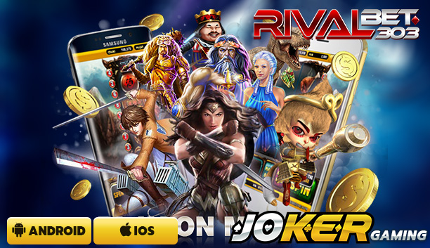 Link TOP Login Gaming Taruhan Slot Online Joker123 Net